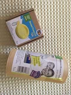 Haakaa silicone manual breast pump breastpump