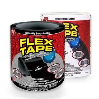 2piecesFlex tape waterproof tape super trap pipe pipe crack repair repair sealing tape-intl