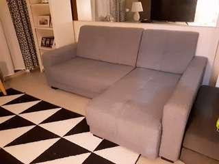 L-SHAPE SOFA FOL SALE
