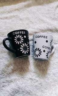 BNEW coffee mugs