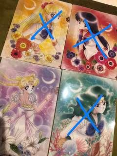 Sailor moon file version 1 & 2