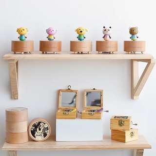 Pre order 音樂盒(手動/上鏈)