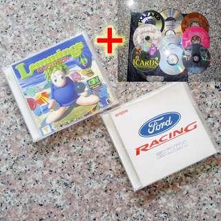 ⭐FREE 12 PC old games - Lemmings Revolution + Ford Racing 2001 - FOC Blessing #MRTYishun