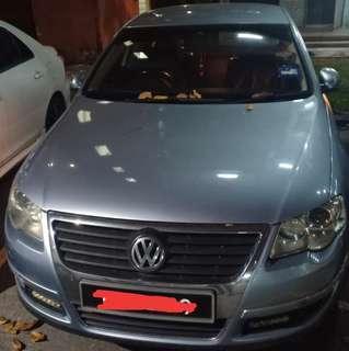 Volkswagen passat(A) untuk disewa