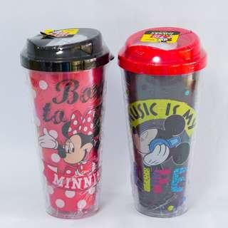 Mickey&Minnie Mouse Tumbler