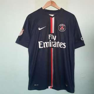Nike Paris Saint Germain Jersey