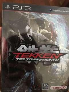 Tekken tag tournament 2 ps3 games game