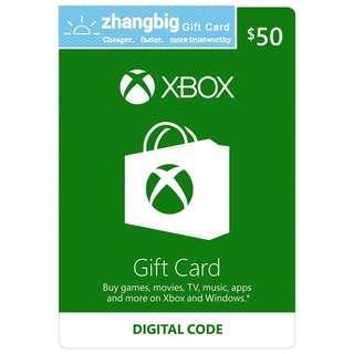 Xbox Gift Card US Store - [Digital Code]