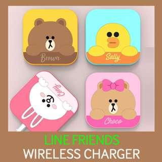 LINE FRIENDS Wireless Charger