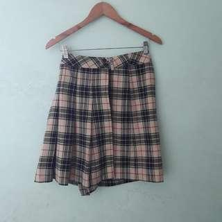 Burberry Inspired Skirt