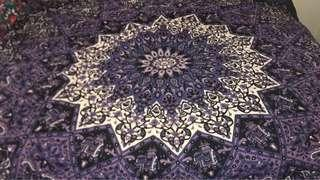 Ishka Mandela tapestry