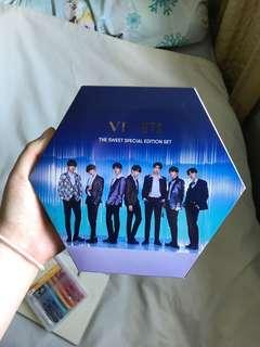 VtxBTS sweet special edition box