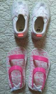 H&M Shoes & Banana Peel Slippers
