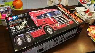 🚚 Tamiya R620 rc truck BOX ONLY