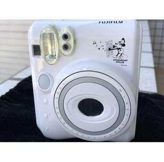 🚚 富士mini50s 米奇 懷舊限量版 拍立得 📸送底片📸 instax mini50s Mickey Mouse白色