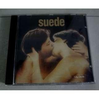 SUEDE CD Nude Album