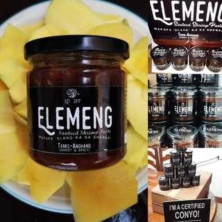Elemeng (Sauteed Shrimp Paste)