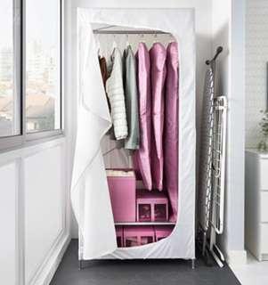 Ikea 輕便衣櫃