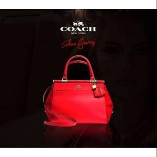 Selena Gomez Limited Edition Coach Handbag CM033