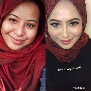 Makeup services at Johor bahru
