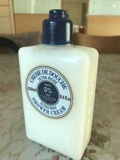 Loccitane Body Shower Cream