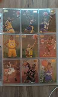 🚚 NBA SKYBOX PREMIUM '96-97 球員卡全套