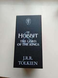 🚚 BN Lord of the Rings COMPLETE trilogy + Hobbit set