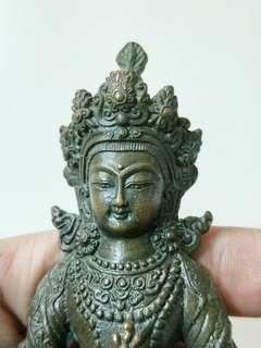 🚚 尼泊爾密宗佛像長壽佛