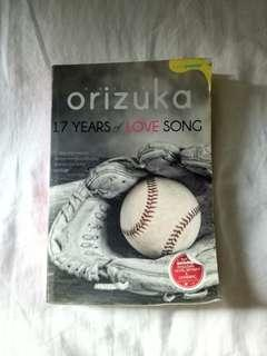 Novel 17 Years of Love Song