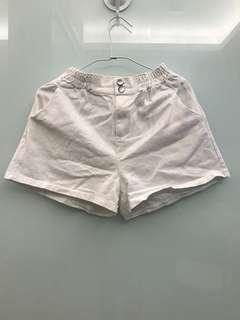 🚚 白色韓妞褲