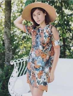 Plains&Prints Finn Dress