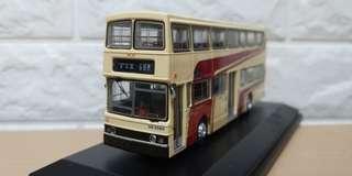平治 巴士模型 九巴