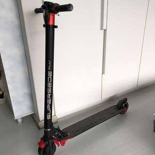 Alum body E-Scooter for CHEAP sale