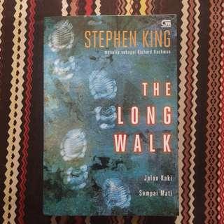 Novel The Long Walk - Stephen King