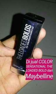 Maybellin Color Sensational the Loaded Bold