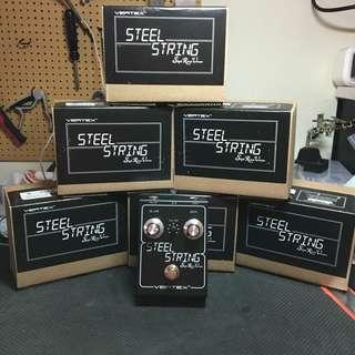 🚚 [LTD EDITION] Vertex Steel String SRV!