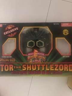 Power Ranger Tor The Shuttle Zord