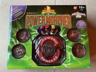 Legacy Power Rangers Morpher