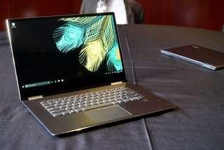 Lenovo Yoga 520 i5-825U+mx130 2gb bisa cicilan tanpa cc bunga 0%