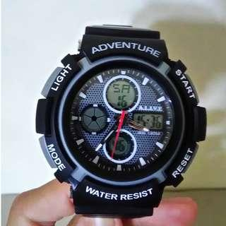 Jam Tangan Adventure Merk Alive by Sophie Paris