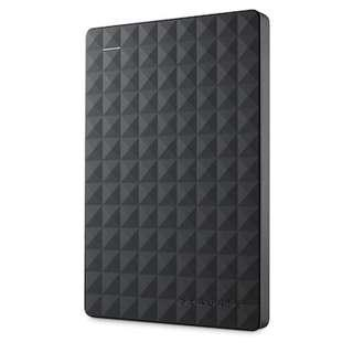Brand New Seagate Expansion 1TB / 2TB / 4TB / 5TB Portable External HDD (100% real)