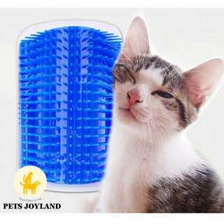 Cat Self Massage Brush