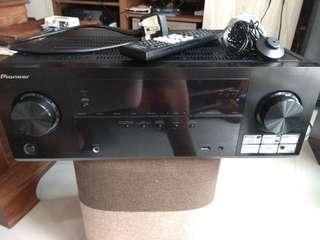 Pioneer AV_ VSX 522 K Amp
