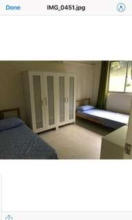 Whole unit 2 bed rns for Rent