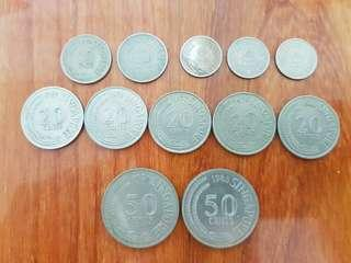 Old Singapore Coins for those who appreciate