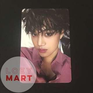 Official EXO KAI Sing For You (CHI Ver.) Photo Card