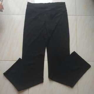H&M Black Dry Fit Long Pants