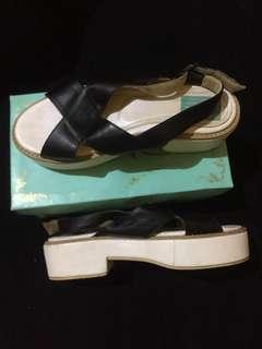sandal wedges DNC