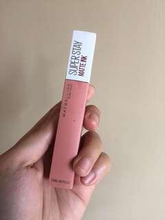 maybelline super stay matte ink shade 60