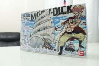🚚 One piece Moby-Dick Grand Ship Collection